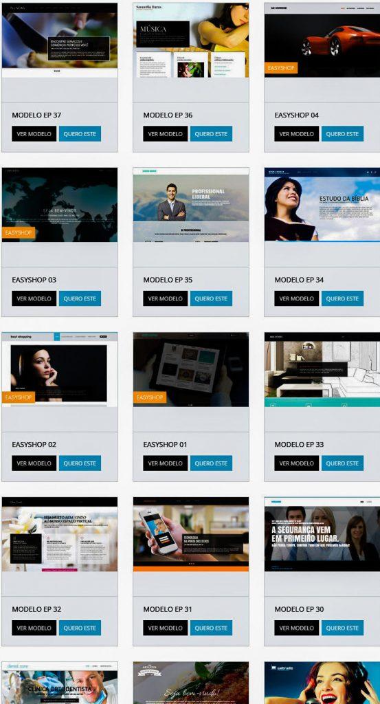 Site.com.br website templates